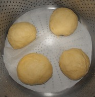 Manapua-Meat Filled Buns