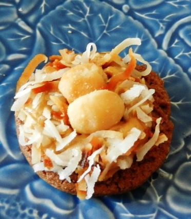 Coco-mocha Cookies