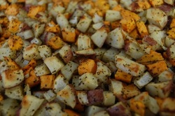 White Potatoes or Sweet Potatoes? Why not both?