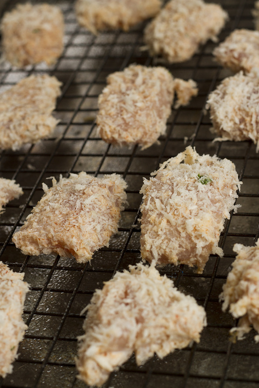 Panko Crusted Fish Bites with Dill-icious Dipping Sauce Recipes