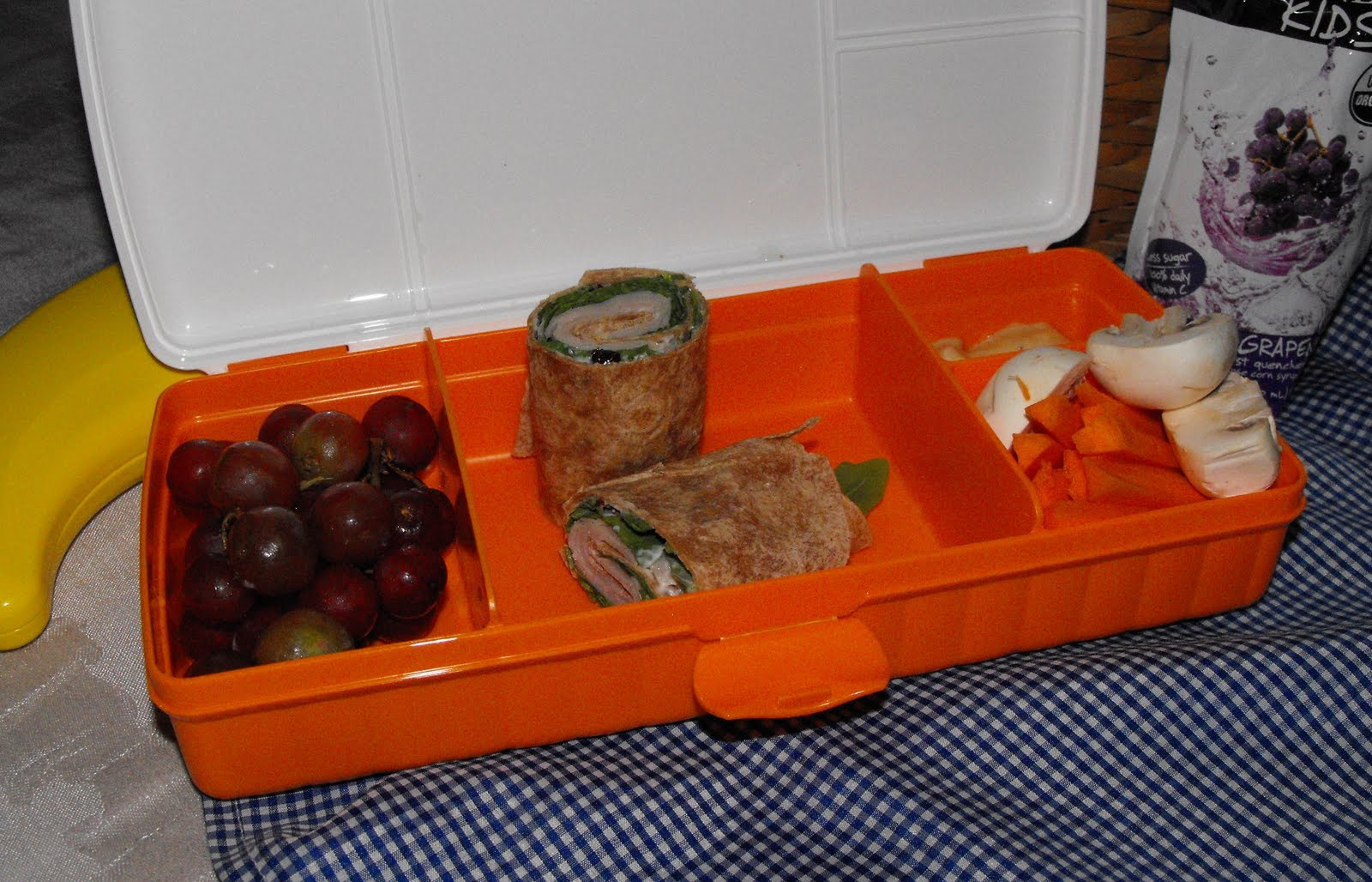 Time to Get Out Your Lunch Box