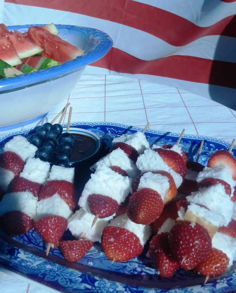 Fourth Flag Fondue