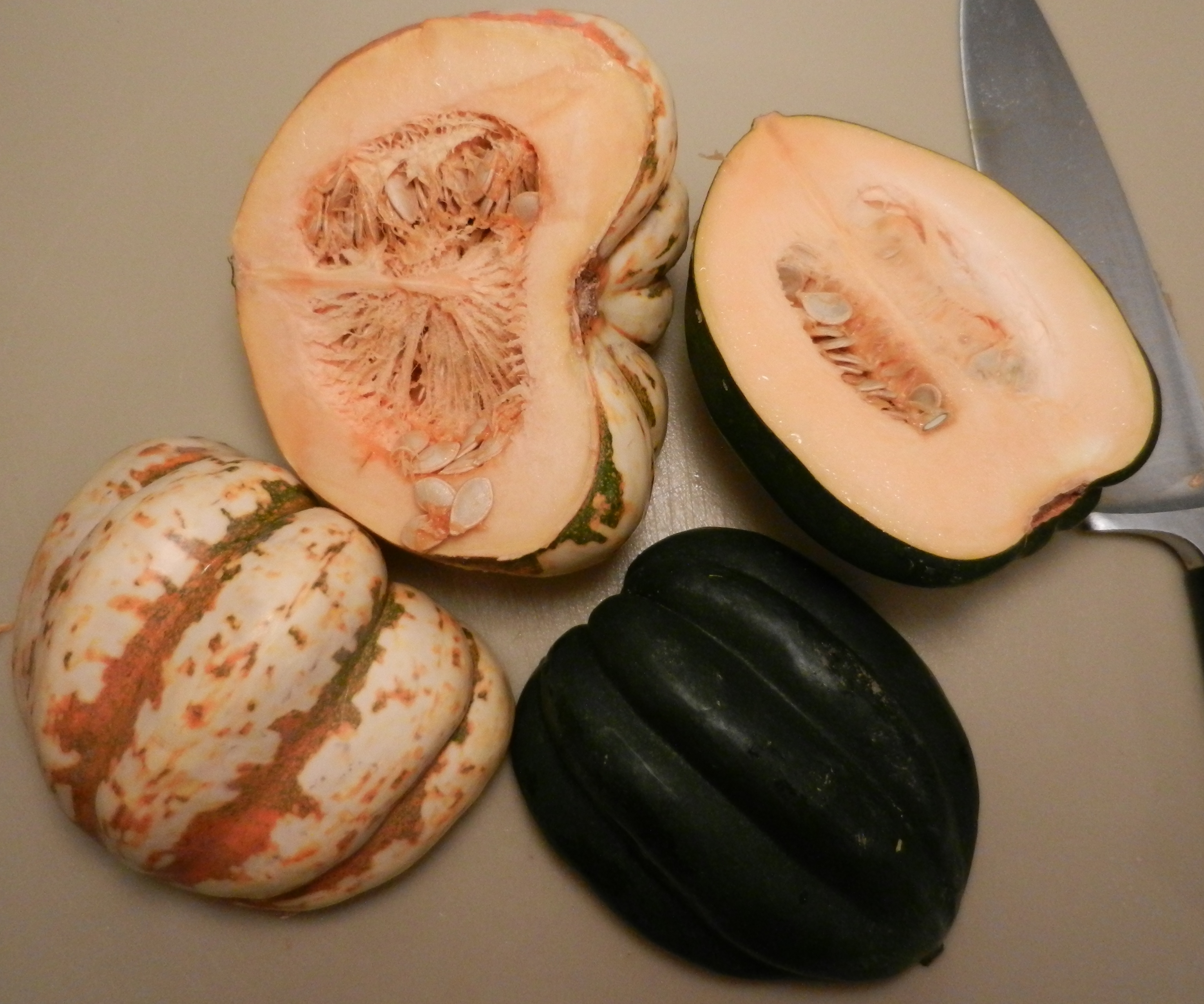 How to Cook Winter Squash